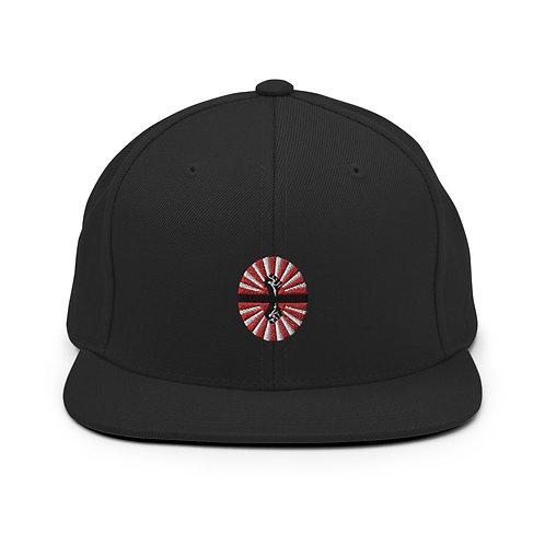 Black Power Snapback Hat