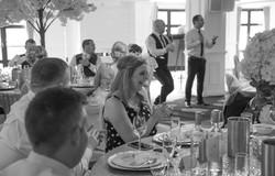 The Sing Along Waiters Having Fun