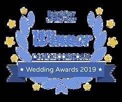 Bridebook winner-entertainer-of the year
