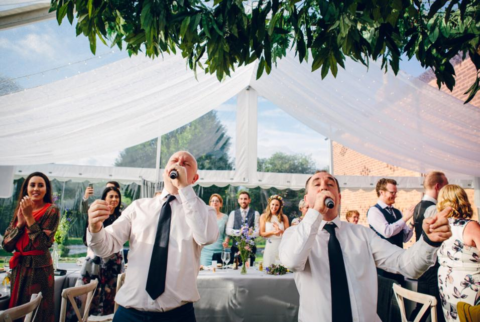 The Sing Along Waiters Summer Loving