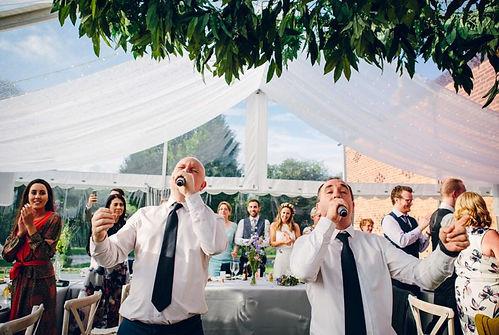 The Sing Along Waiters Summer Loving.JPG