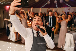 The Sing Along Waiters Selfie