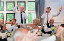 The Sing Along Waiters Arms In The Air
