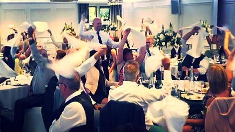 The Sing Along Waiters- Paul & Lisa