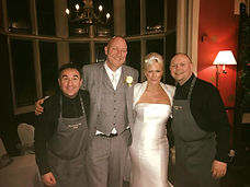 The Sing Along Waiters Bride & Groom Bro