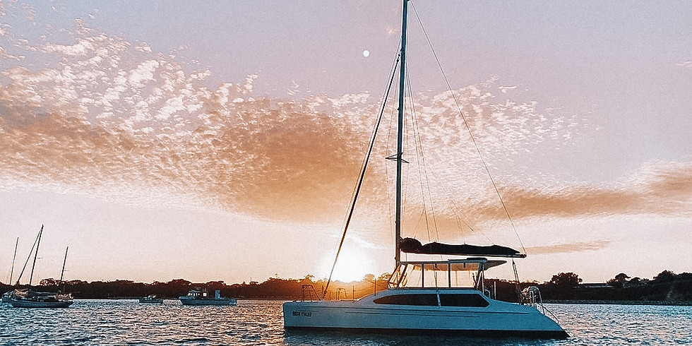 GALentines day cruise on the bay