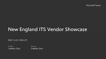 Vendor Showcase 1 - Shanix, EtherWAN and Bosch