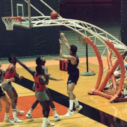 Draft de 1984 - New jersey Nets