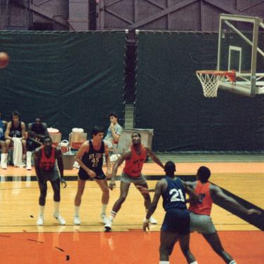 Draft de 1984 - Lance livre