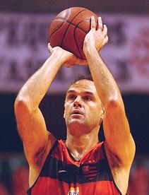 Oscar Schmidt no Flamengo