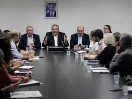 Coronavírus: Governo de Pernambuco realiza reunião para discutir estratégias e fluxos