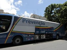 Ônibus do 'Prevenção para Todos' estará em Arcoverde nesta quinta-feira (15)