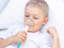 Pernambuco amplia leitos para crianças com sintomas respiratórios