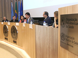 OPAS e Ministério da Saúde promovem encontro sobre prevenção da obesidade infantil
