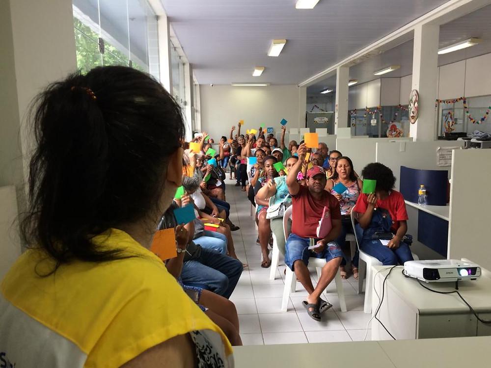 Foto: Cortesia/Sesau PCR