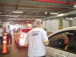 Prefeitura do Recife retoma vacinação contra gripe e abre três pontos dedrive thru