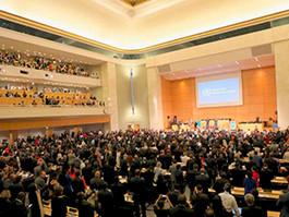 Brasil discute saúde global na 72ª Assembleia Mundial da Saúde