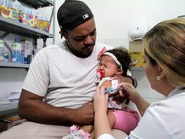 Secretaria de Saúde divulga balanço do sarampo em Pernambuco