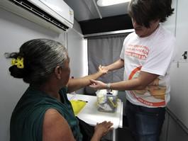 Hanseníase: Ação em Paulista oferta exames para diagnosticar a doença