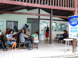 Mutirão de Saúde do Chegando Junto realiza mais de 200 ultrassons neste sábado (18)
