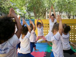 Estimule hábitos saudáveis nas crianças