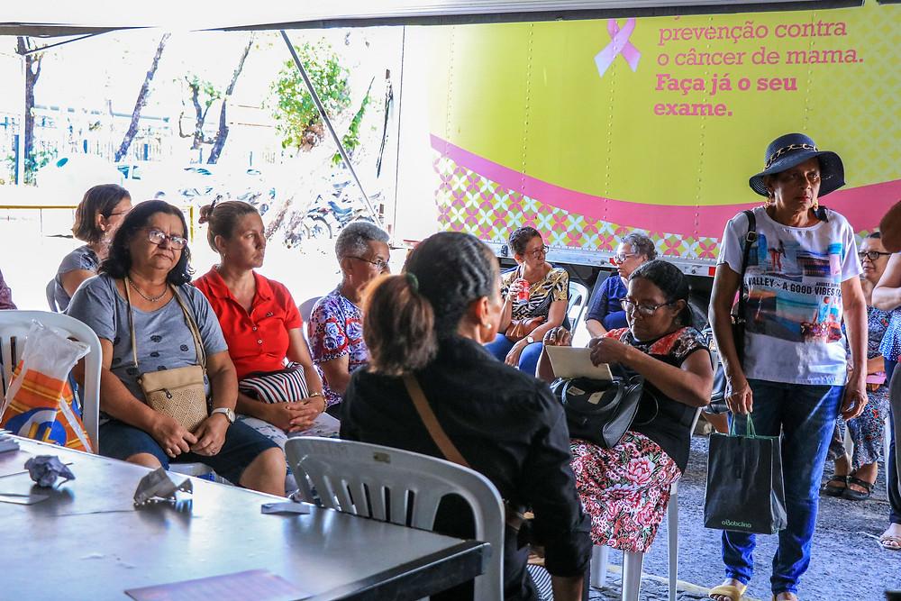 Foto: Ikamahaã/Sesau PCR
