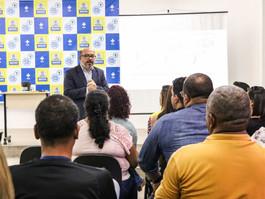 Agentes de Saúde Ambiental do Recife são treinados para usar nova técnica de controle do Aedes aegyp