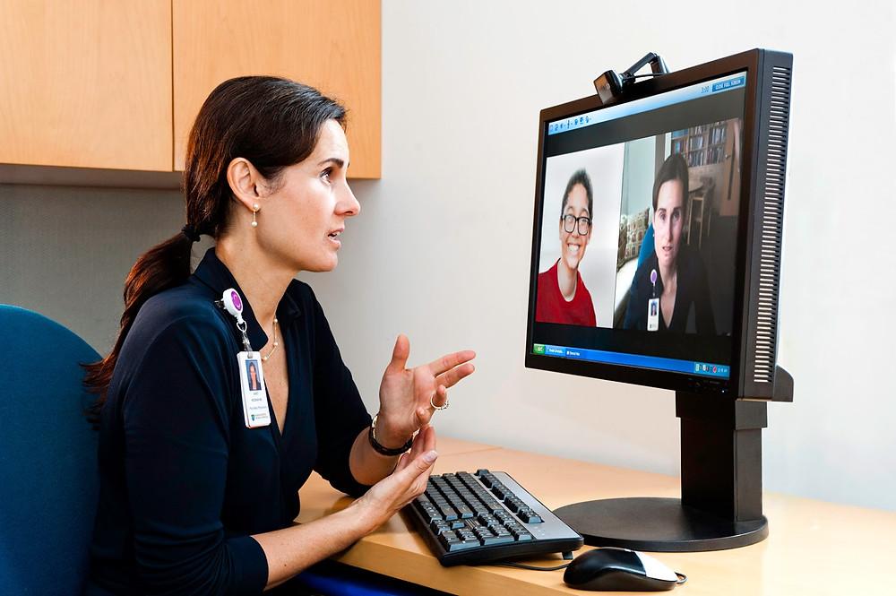 Foto: Reprodução/ICTH-Telehealth