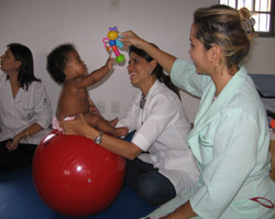 Centro de Reabilitação do Imip promove encontro sobre o atendimento da pessoa com deficiência