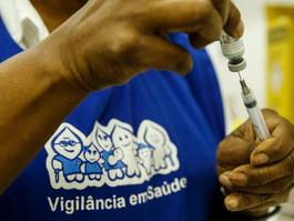 Pediatras alertam para queda na vacinação infantil durante a pandemia