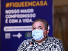 Covid-19: Pernambuco ocupa a 2ª melhor posição na proporção de leitos de UTI adulto
