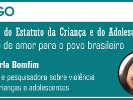 28 anos do Estatuto da Criança e do Adolescente: um ato de amor para o povo brasileiro