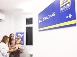 Recife inicia hoje a 3ª fase da vacinação contra gripe