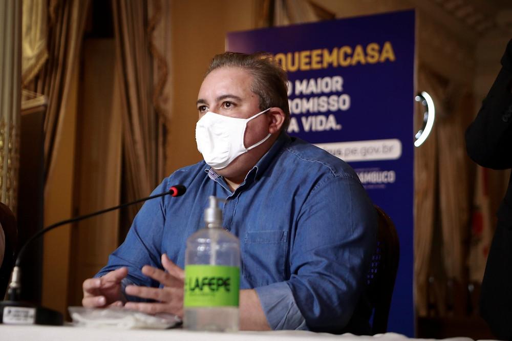 Foto: Heudes Regis/Divulgação SES-PE