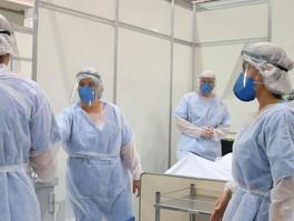 Governo de Pernambuco autoriza férias dos profissionais de saúde