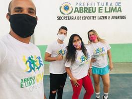Projeto Abreu e Lima Viva On-line promove aulas de diversas modalidades para a população fazer em ca