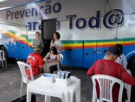 Testes rápidos de hepatites, HIV e sífilis serão ofertados no Recife