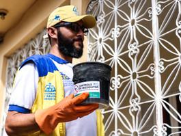 Recife apresenta experiência no controle do Aedes aegypti, em feira no Ceará