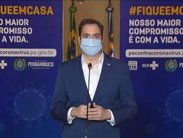 Covid-19: Governo de Pernambuco antecipa cronograma do Plano de Convivência das Atividades Econômica