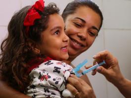 Hoje é o Dia D contra o sarampo em PE
