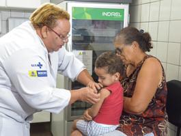 Febre amarela: mais de 8 milhões já podem se vacinar em Pernambuco
