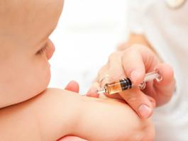Sarampo: Pernambuco atinge meta da 1ª dose da vacinação em crianças com 1 ano