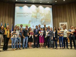 Saúde lança Campanha de Amamentação e amplia rede de assistência