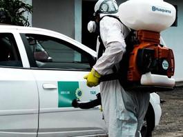 Prefeitura de Abreu e Lima finaliza higienização dos transportes públicos e vacinação dos condutores