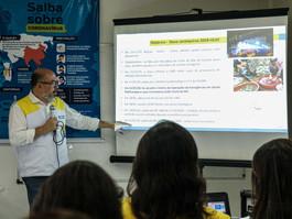 Coronavírus: Prefeitura do Recife intensifica capacitação de profissionais