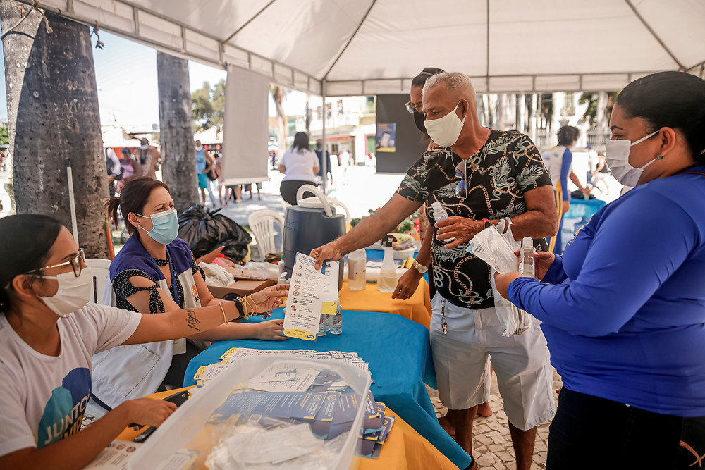 Foto: Andréa Rêgo Barros/Arquivo PCR