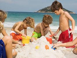 Atenção à saúde das crianças no mês de férias