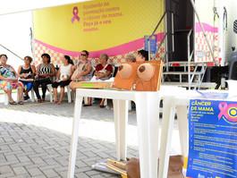 Prefeitura do Recife realiza ações em alusão ao Outubro Rosa