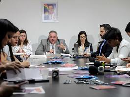 Governo de Pernambuco apresenta estrutura de saúde para o carnaval