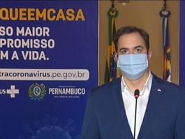 Covid-19: Governo de Pernambuco executa plano para a retomada gradual e planejada dos setores econôm